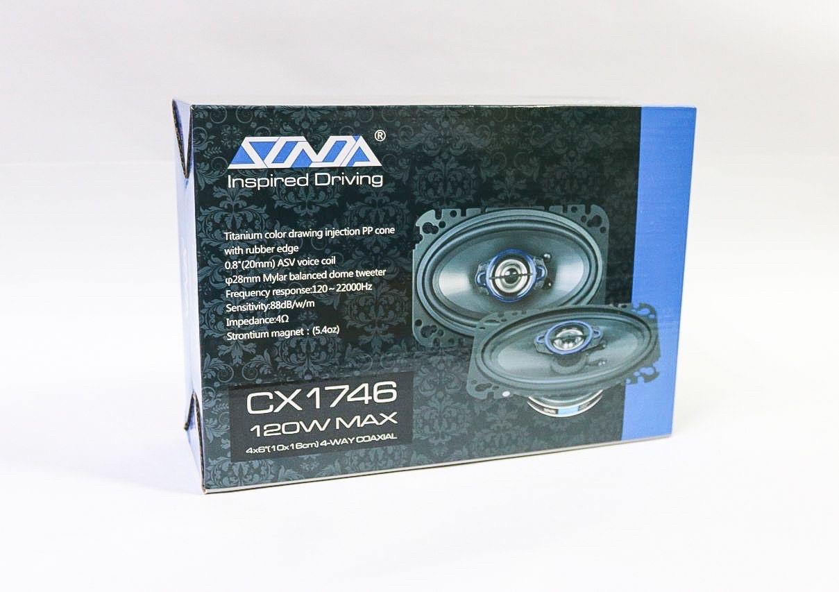Автомобильный акустик CX-1746