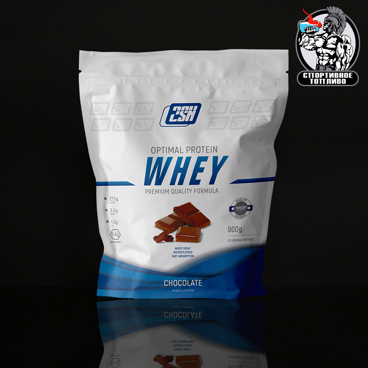 2SN - 100% Whey Optimal Protein 900гр/25порций