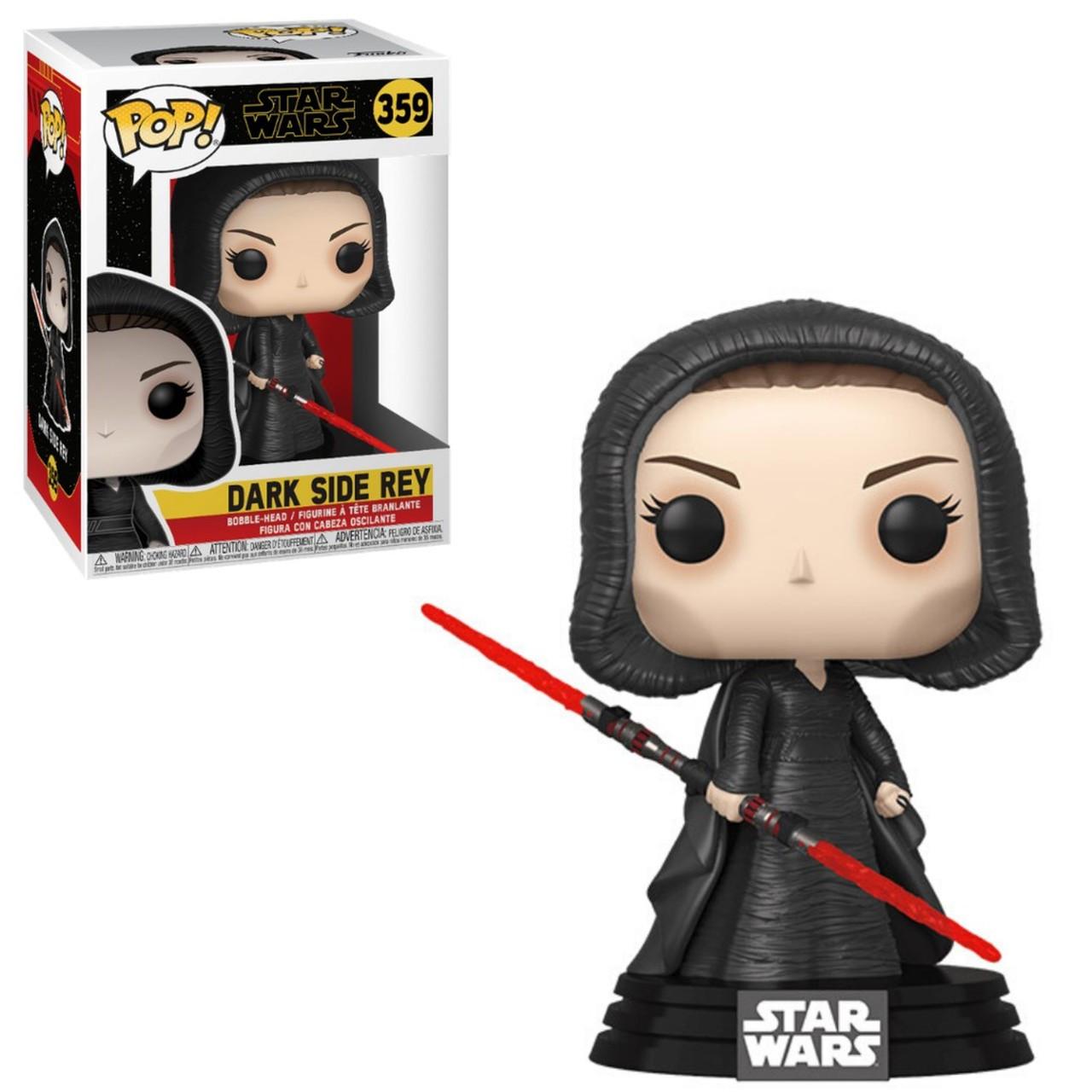 Funko Pop - Dark Side Rey - Звёздные Войны