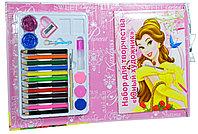 017-4 Юный художник Принцесса (22 аксесс.) 25*19см, фото 1