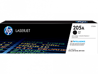 Картридж лазерный HP CF530A, LaserJet 205A, черный