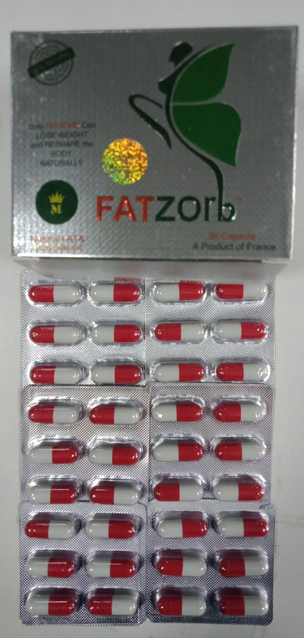 Fatzorb - средство для похудения 36 капсул