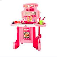 Детская игровая кухня 3 в 1