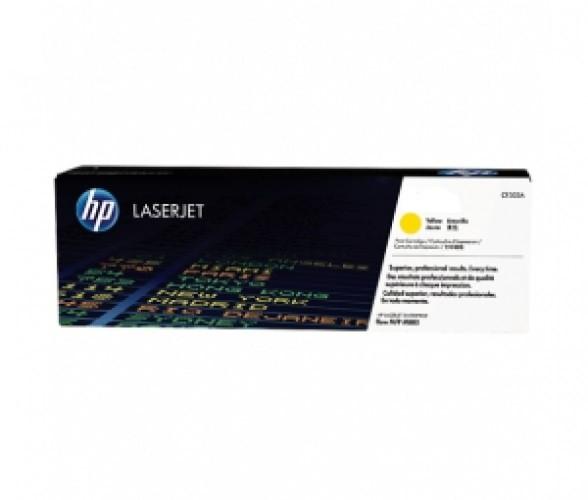 Лазерный картридж HP CC532A (Yellow)