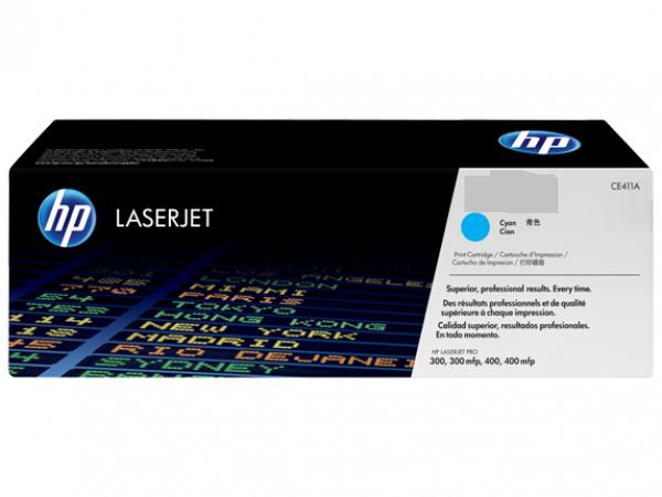 Лазерный картридж HP CE251A (Cyan)