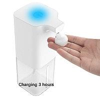 Автоматический дозатор для мыла или антисептика
