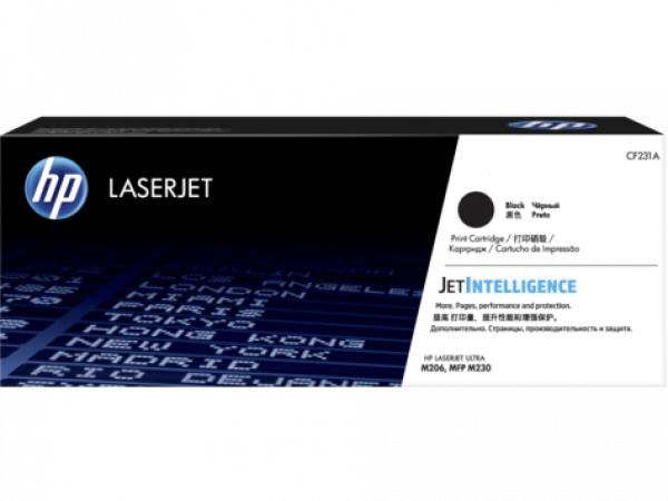 Лазерный картридж HP CE390A (Black)