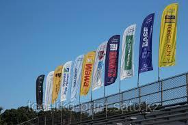 Изготовление спортивных флагов
