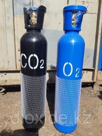 Баллон углекислотный 15 л новый