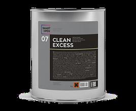 07 CLEAN EXCESS Деликатный очиститель битума и смолы, 1 л.