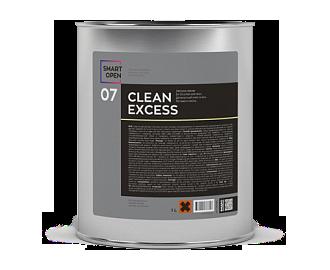 07 CLEAN EXCESS Деликатный очиститель битума и смолы, 1 л., фото 2