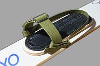 К-кт креплений брезент ( амортизатор, носковой и пяточный ремень)