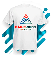 Логотип на футболке