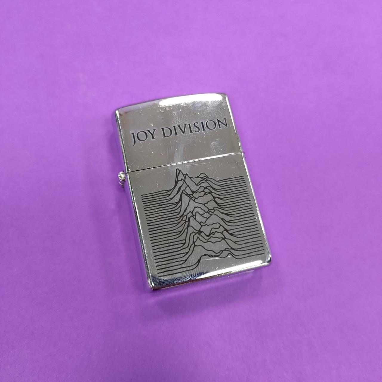 Зажигалка Joy Division