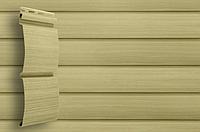 Сайдинг Блок-хаус 244x3000 мм Ясень Grand Line TUNDRA
