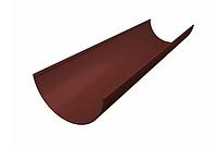Желоб водосточный 120x3000 мм Коричневый Grand Line