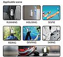 2K мини защищенная WiFi камера с ТВ качеством картинки (для экзамена), фото 10