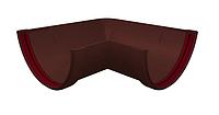 Угол желоба 90° 120x87 мм Коричневый Grand Line