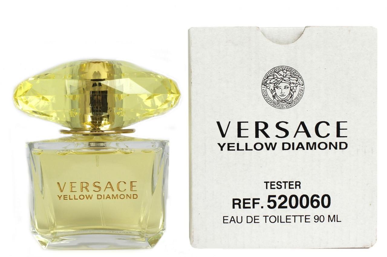 Versace Yellow Diamond edt Tester 90ml
