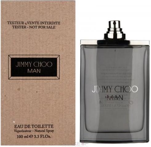 Jimmy Choo Man edt Tester 100ml