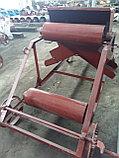 Реверсная сбрасывающая тележка для зерновых конвейеров, фото 3