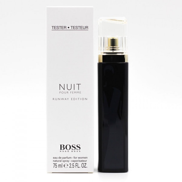 Hugo Boss Nuit Runway Edition edp Tester 75ml