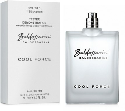 Baldessarini Cool Force edt tester 90ml