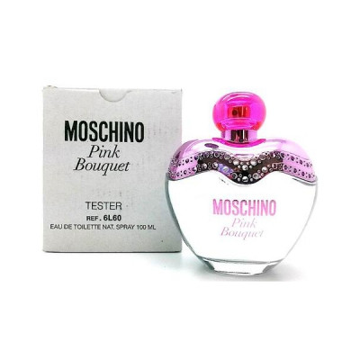 Moschino Pink Bouquet edt tester 100ml