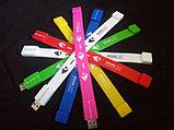 USB Флешка браслет 2, 4, 8, 16, 32, 64 гб. Доставка по РК., фото 2