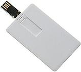 Флешка визитка (карточка) 2, 4, 8, 16, 32, 64 гб. Бесплатная доставка по РК., фото 2