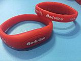 USB Флешка браслет 4 гб. Бесплатное брендирование. Бесплатная доставка по РК., фото 2