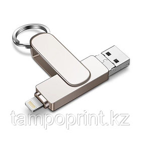 Флешка для iPhone, Samsung 32 гб USB 3.0
