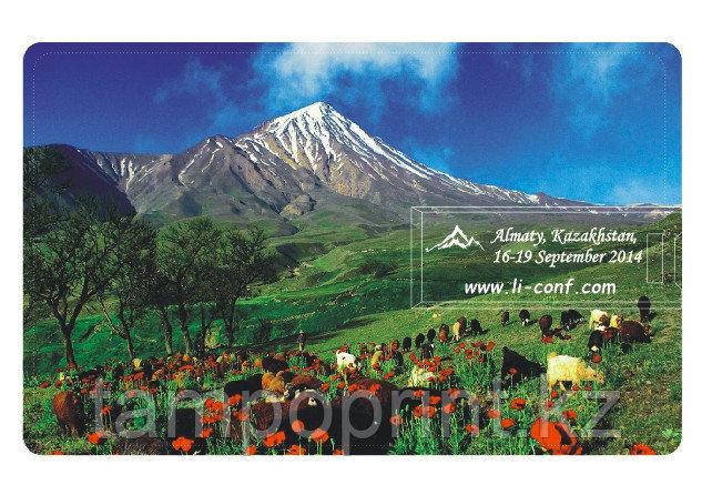 Печать на флешках визитках от 10 шт.