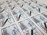 Печать на флешках визитках от 10 шт., фото 2