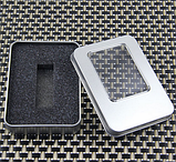Флешка стекло 2, 4, 8, 16, 32, 64 гб (круглая), фото 2