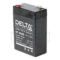 Аккумулятор Delta DT 6028, фото 1