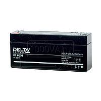 Аккумулятор Delta DT 6033, фото 1
