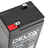 Аккумулятор Delta DT 6045, фото 1