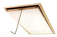 Стержень для открывания чердачных лестниц 95x10 мм Fakro LWK/LWS