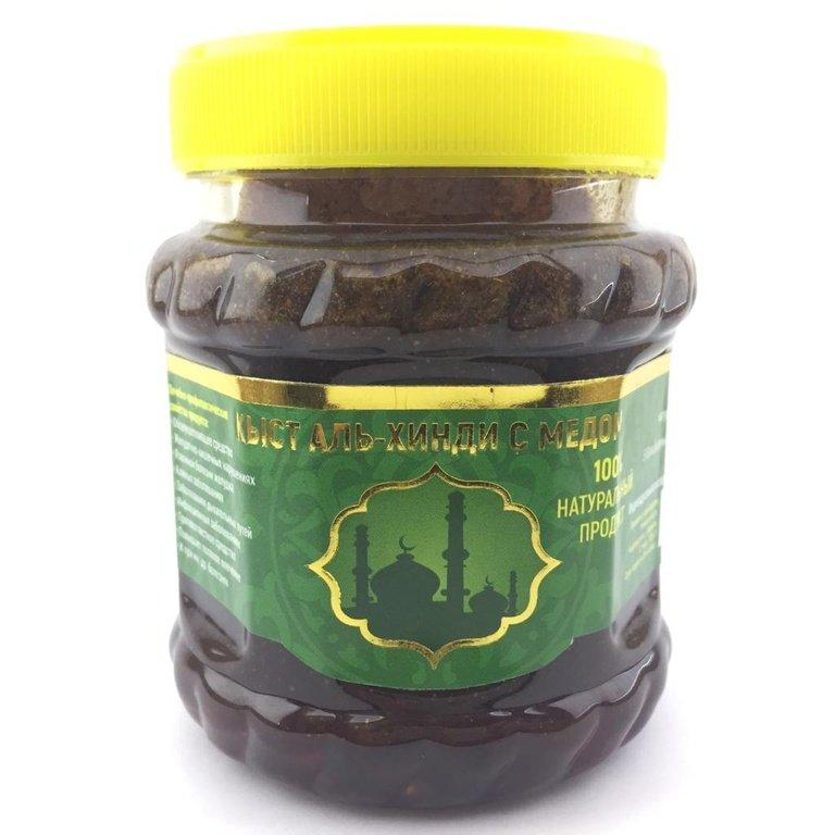 Кыст аль-хинди с медом, 400 г
