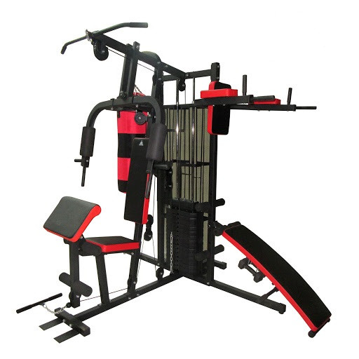 Тренажер 3- Station Gym F8015 из 5 частей