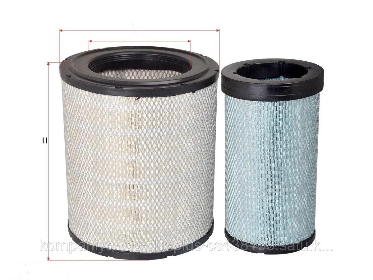 Фильтр воздушный CATERPILLAR комплект 6I2505 / 6I2506