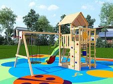Детские площадки для дачи DIY