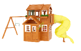 Детские площадки Клубный домик