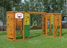 Детский спортивный комплекс WorkOut