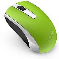 Беспроводная оптическая мышь Genius ECO-8100 (Green)