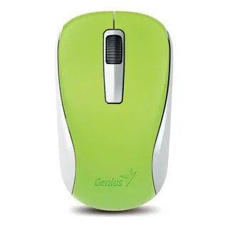 Беспроводная оптическая мышь Genius NX-7005 (Green)