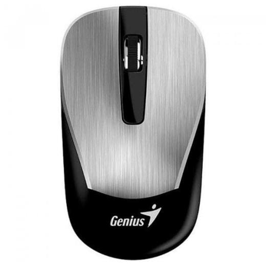 Беспроводная оптическая мышь Genius ECO-8015 (Silver)