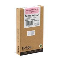 Картридж Epson C13T603600 SP-7880/9880 светло-пурпурный