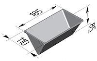 """Форма для хлеба """"Треугольная"""" (185 х 110 х 85 мм)"""